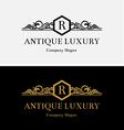 Antique Luxury Logo vector image