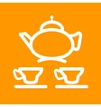 Arabic Tea vector image