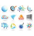 graphic symbols vector image vector image