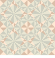 seamless geometric pattern in pastel colors vector image vector image