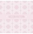 Seamless geometrical vintage pattern vector image