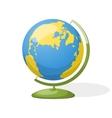 globe vector image