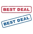 Best Deal Rubber Stamps vector image vector image