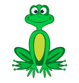 frogling vector image