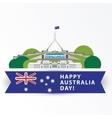 Happy Australia day 26 january Greatest vector image