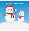 Christmas greeting card43 vector image