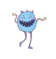 Cute monster vector image vector image