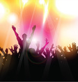 Party crowd vector image vector image