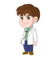 Doctor Kid vector image