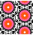 Suzani pattern vector image