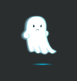 Cute Ghost Single 7 vector image vector image