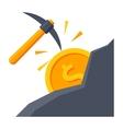 Making Money Icon vector image vector image