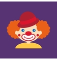 Cute Clown vector image