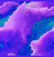 purple sky pattern vector image