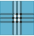 Plaid texture background vector image
