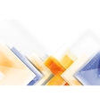 web brochure internet flyer wallpaper or vector image vector image