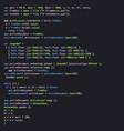 digital java code text computer software coding vector image