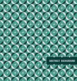 pattern Modern geometric tiles vector image