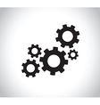 cogs vector image vector image