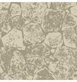 Stone masonry wall background vector image