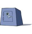 cartoon safe vector image