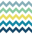 Sea Zigzag Pattern vector image