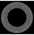 Abstract beautiful black diamond background vector image