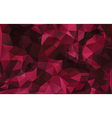 abstract background in red tones vector image vector image
