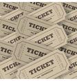 Tickets vector image vector image