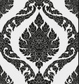 thai pattern design vector image