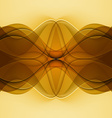Abstract background with brown lines vector image vector image