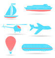 A set of icons EPS10 vector image vector image