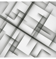 Simple light background of an abstract gray lines vector image