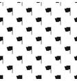 flag pattern vector image