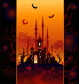Design for halloween Vector Image