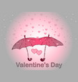 valentines day love and romance vector image
