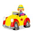 Clown vector image