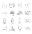 Alcohol education medicine and other web icon in vector image