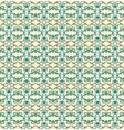 Floral ornamental pattern vector image