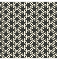 monochrome mesh chain seamless pattern vector image