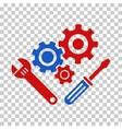 Mechanics Tools Icon vector image
