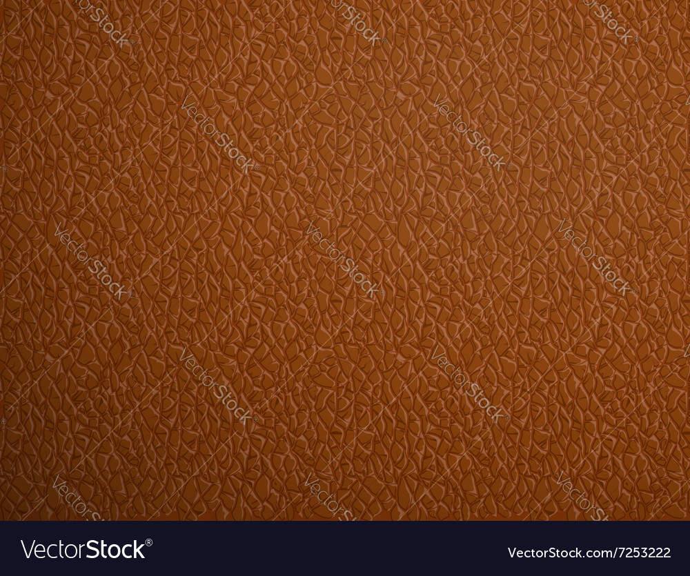 Beige leather stock vector