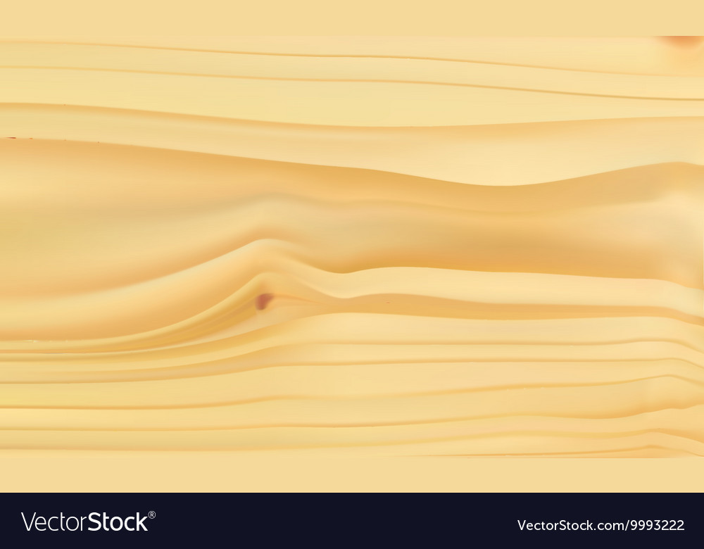 Realistic wood texture with natural pattern vector