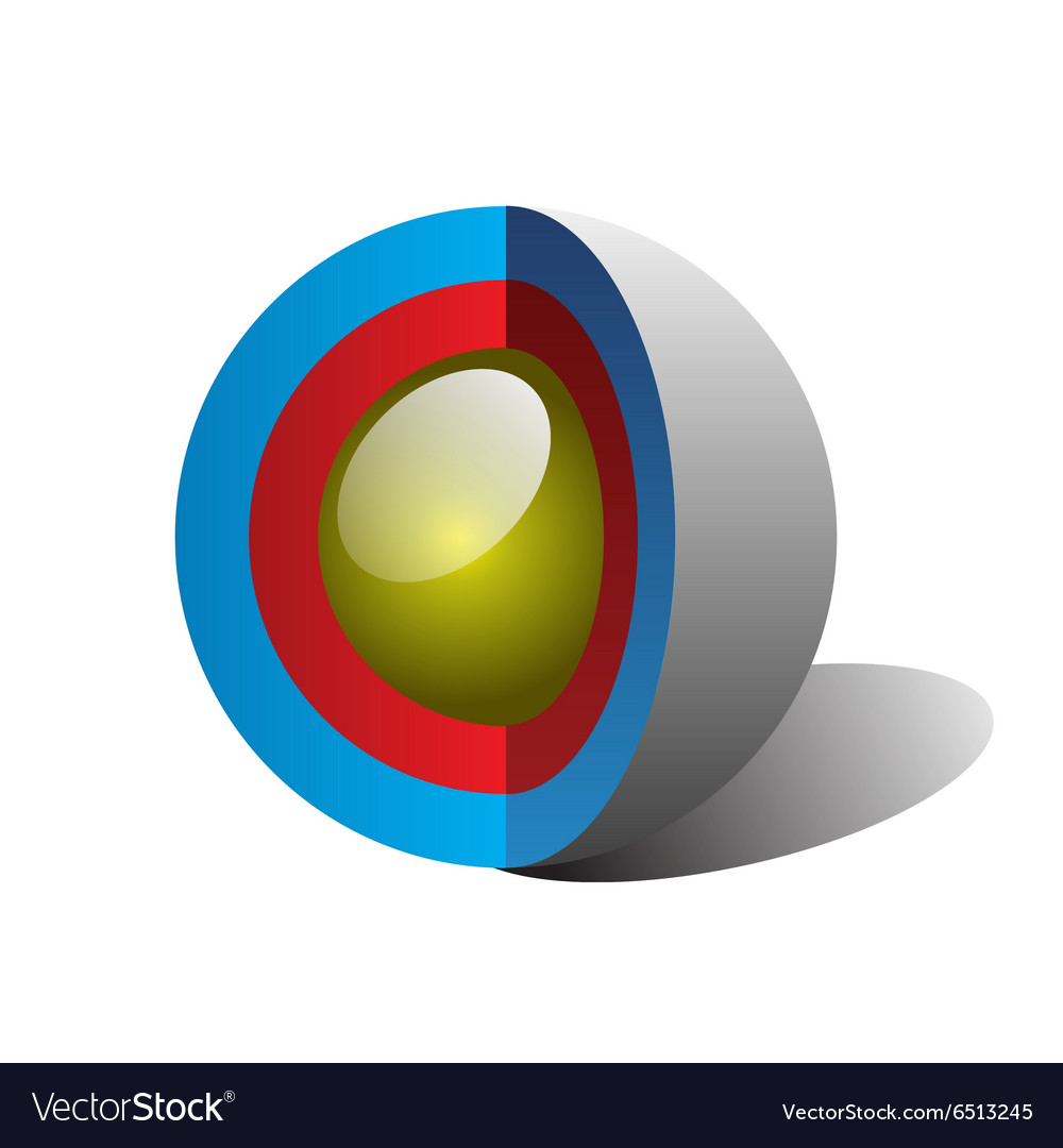 Sphere section vector