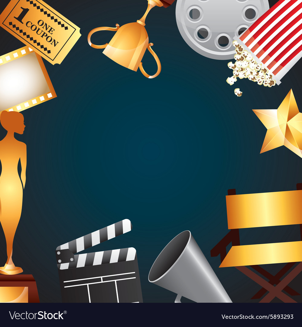 Film award vector