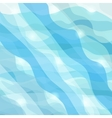 Abstract background with waves pastel colors vector image