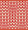 traditional oriental ornamental pattern vector image