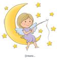 Dreams vector image vector image
