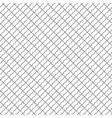 shaped bricks seamless diagonal pattern vector image