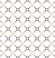 Delicate seamless pattern islamic style vector image vector image
